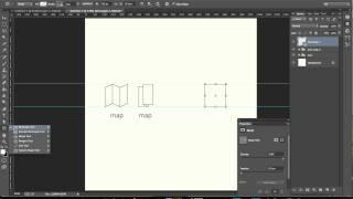 Секция 4. Практический урок 1. Как создать простые контурные иконки в Photoshop CC
