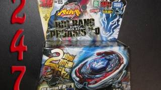 Unboxing A Bb 105 4d Big Bang Pegasus F D Takara Tomy Beyblade Hybrid Wheel Attack Youtube