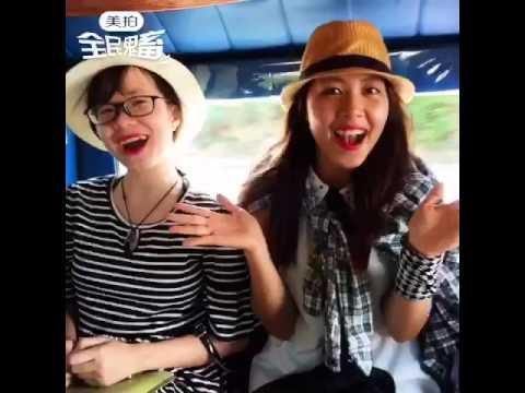 Chiang Mai girls feel the beat