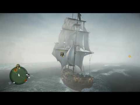 Assassin's Creed IV Black Flag - Locate The Queen Anne's Revenge