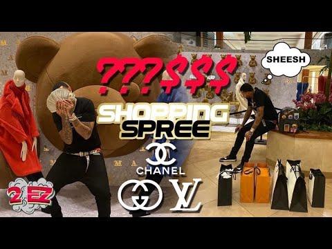 I GOT WHAT!! $$$ DESIGNER SHOPPING SPREE (Chanel, Gucci, Louis Vuitton)