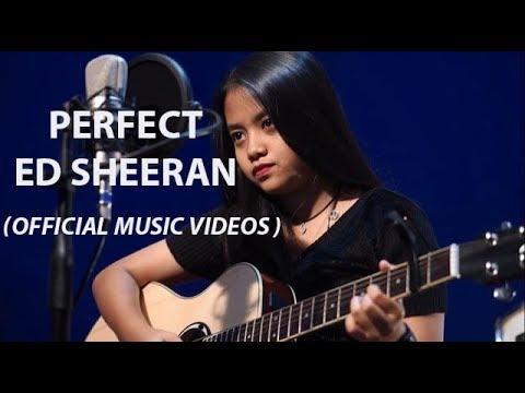 Ed Sheeran - Perfect (cover) by Hanin Dhiya Accoustic