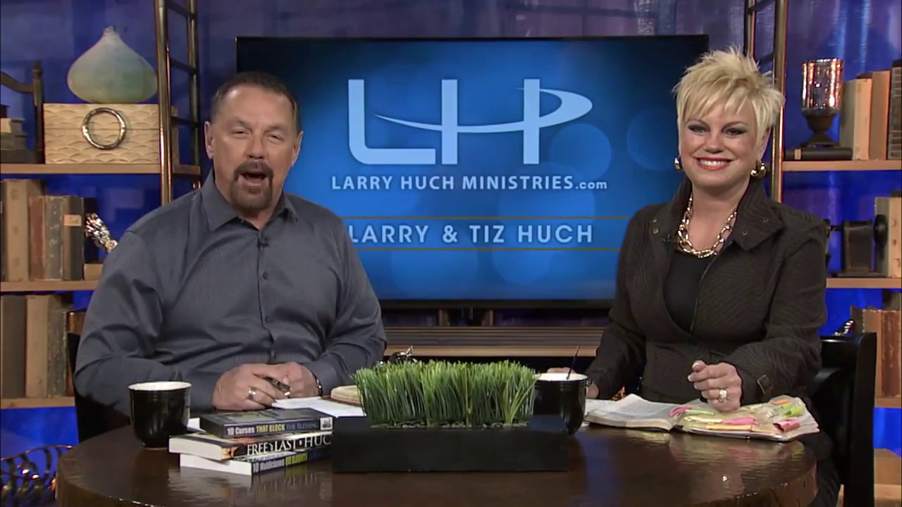 Pastors Larry and Tiz Huch - Breaking Generational Curses Now!