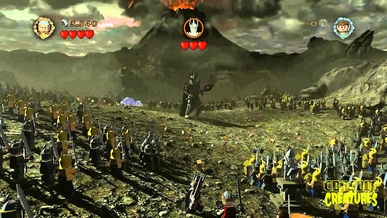 Lego Lord of the Rings Free Download – Borntohell