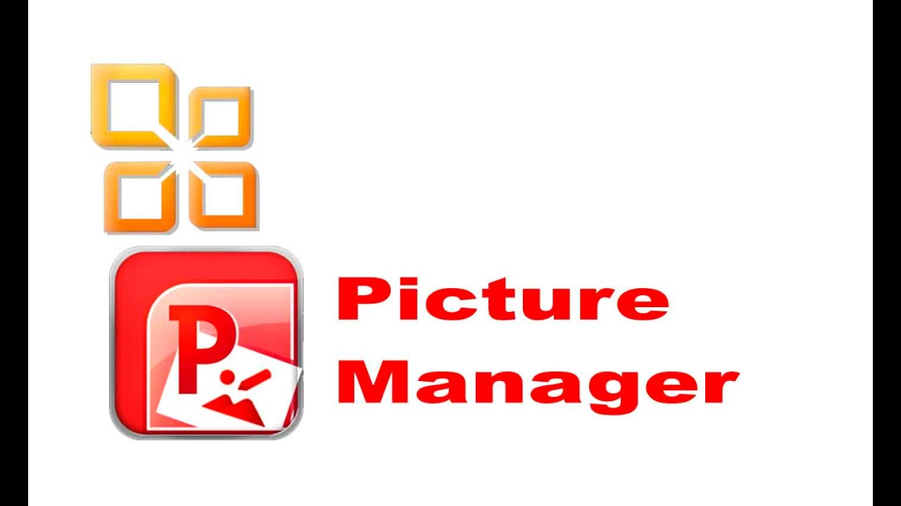 microsoft office picture manager редактор фотографий и ...