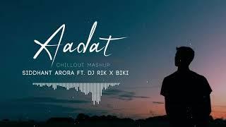 Sid Arora - Aadat (DJ Rik ❌ Biki remix)
