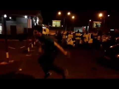 Danza Africana - Guinea Conakry - Dundunmba en Airport- Valentin Rodriguez