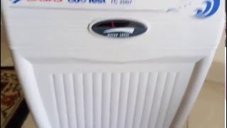 Air cooler Bajaj TC 2007 Review