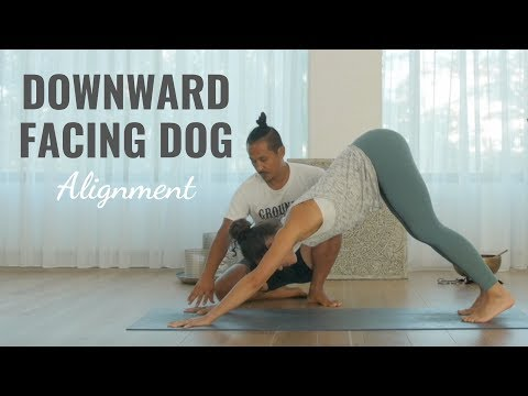 Downward Facing Dog Yoga Pose: How To Do Adho Mukha Svanasana