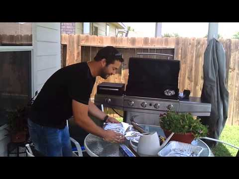 How To Smoke A Brisket On A Gas Grill (All Parts)