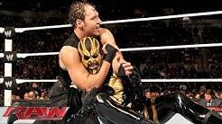 Rey Mysterio, Cody Rhodes & Goldust vs. The Shield: Raw, Nov. 25, 2013