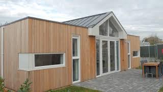 Nieuw chalet in Renesse te koop, Zeeland