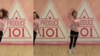 프로듀스 101 춤 3대장 픽미 Produce 101 Top 3 dancers Pick Me 박소연 김청하 유수아 Park Soyeon Kim Chungha Yu Sua