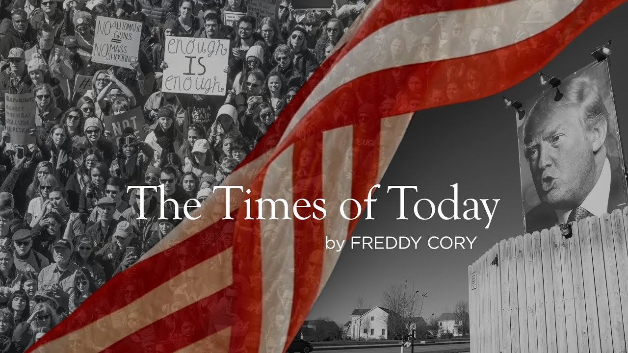 The Times of Today by Freddy Cory