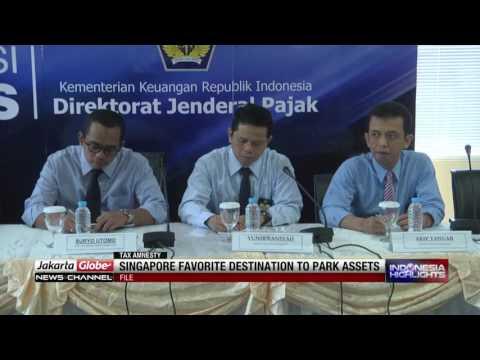 5 Countries Dominate Asset Declaration In Tax Amnesty Program