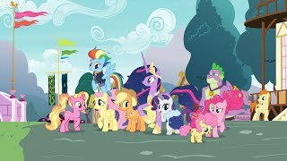 Download Mp3 My Little Pony: Friendship Is Magic - The Magic Of Friendship Grows  Ukrainian