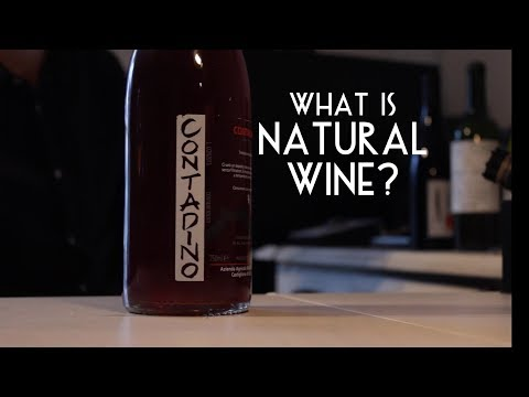 wine article What Is Natural Wine