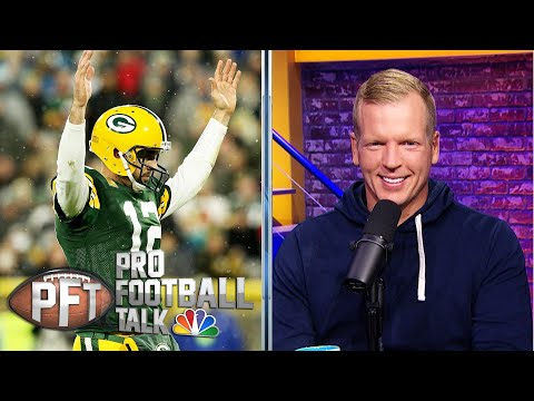 NFL Week 1 Superlatives: Packers QB Aaron Rodgers out for revenge | Pro Football Talk | NBC Sports
