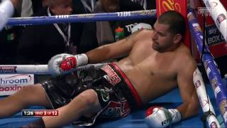 10 BEST KNOCKOUTS IN THE HEAVYWEIGHT DIVISION IN 2016