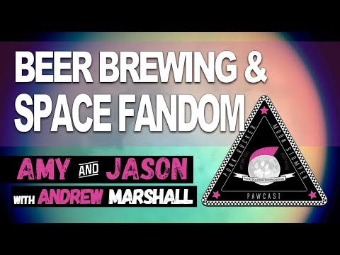 Beer Secret and Space with Andrew Marshall -- PRMSP