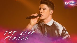 Live Sing Off: Brock Ashby sings Rolling In The Deep | The Voice Australia 2018