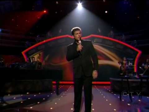 Harry Connick Jr sings And I Love Her on American Idol
