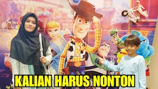 KALIAN HARUS NONTON TOY STORY 4 KEREN!