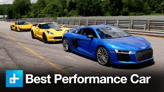 Digital Trends Performance Car of the Year 2017 - McLaren 570S