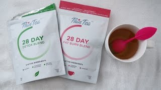 ☯ Thin Tea Detox Tea Review ☯(Hello guys! This time I wanna share my experience with Thin Tea Detox tea!! Thintea.com.au sent me these tea! And I'm in love with it! ABOUT THINTEA ..., 2015-08-31T13:33:47.000Z)