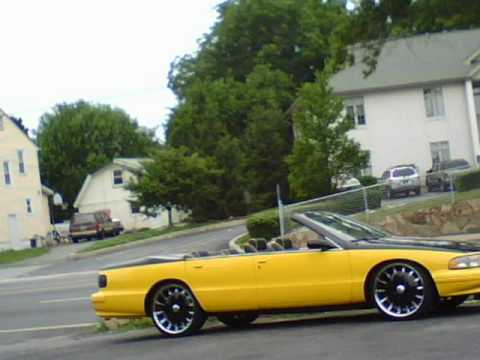 Convertible 96 Impala Youtube