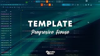 Free Template | Progressive House | Manse Style | Flp + Presets