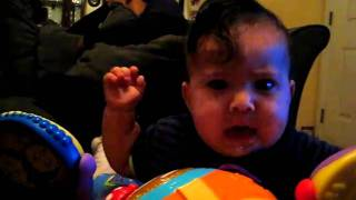 baby goes crazy mad