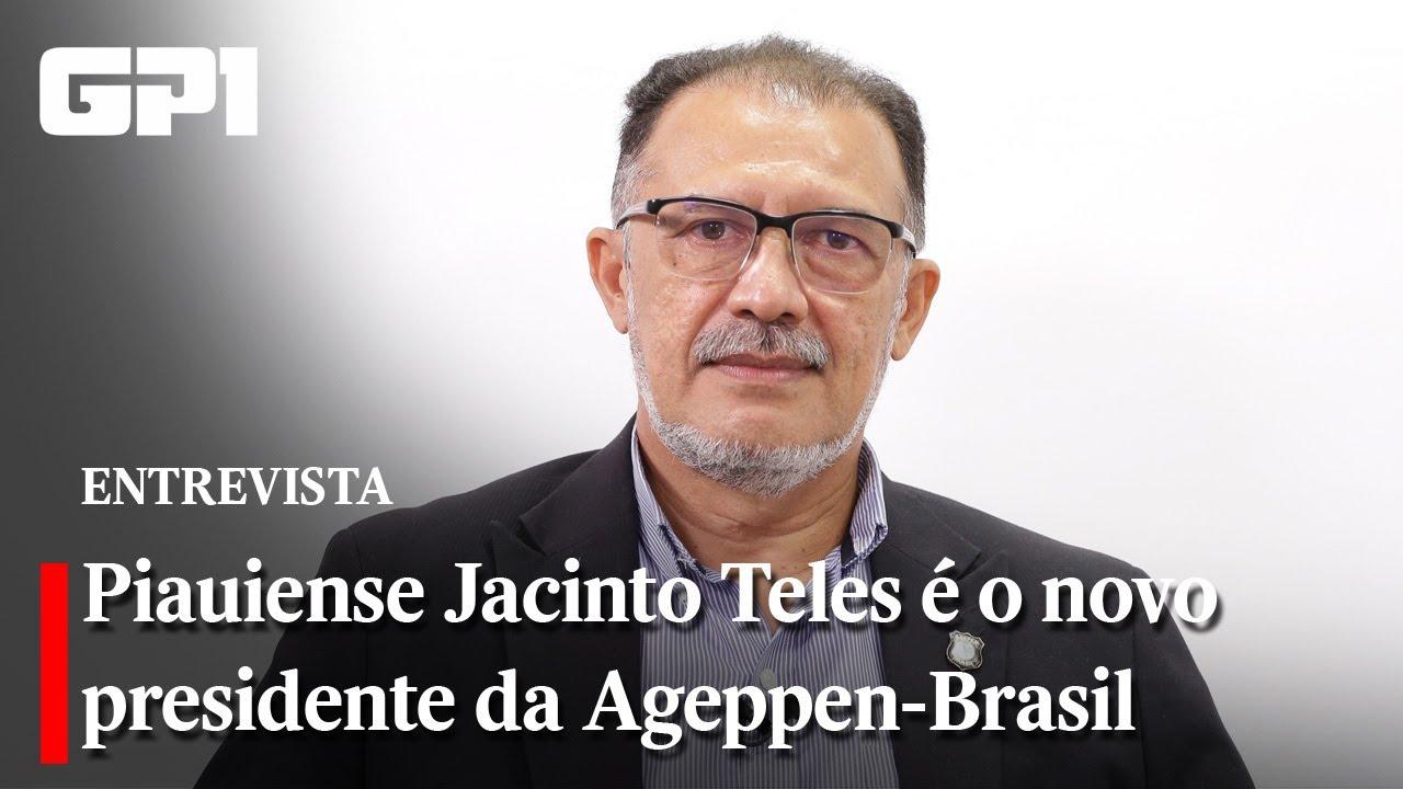 Piauiense Jacinto Teles é o novo presidente da Ageppen-Brasil
