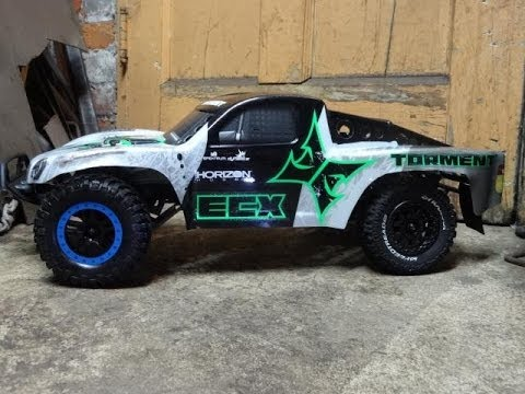 ECX Torment 1/10 RC Short Course Truck. - YouTube on best rc truck for racing, best rc truck off-road, best rc bodies, hpi monster truck, best rc truggy, best rc crawler, best rc nitro, best rc stadium truck, rc desert truck, best traxxas truck, rc monster truck, best rc esc, best rc axial, rc fuel truck, best rc drift truck, best rc rtr, best rc buggy, best short course motor, best rc rally truck, best short course 2wd truck,