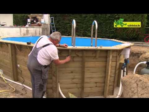 Zwembad constructie en aanleg doovi for Zwembad zelf inbouwen
