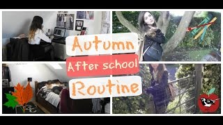 Autumn after school routine | Cutiefish