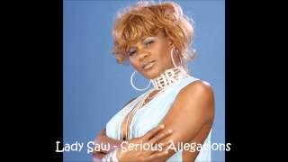 Lady Saw - Serious Allegations