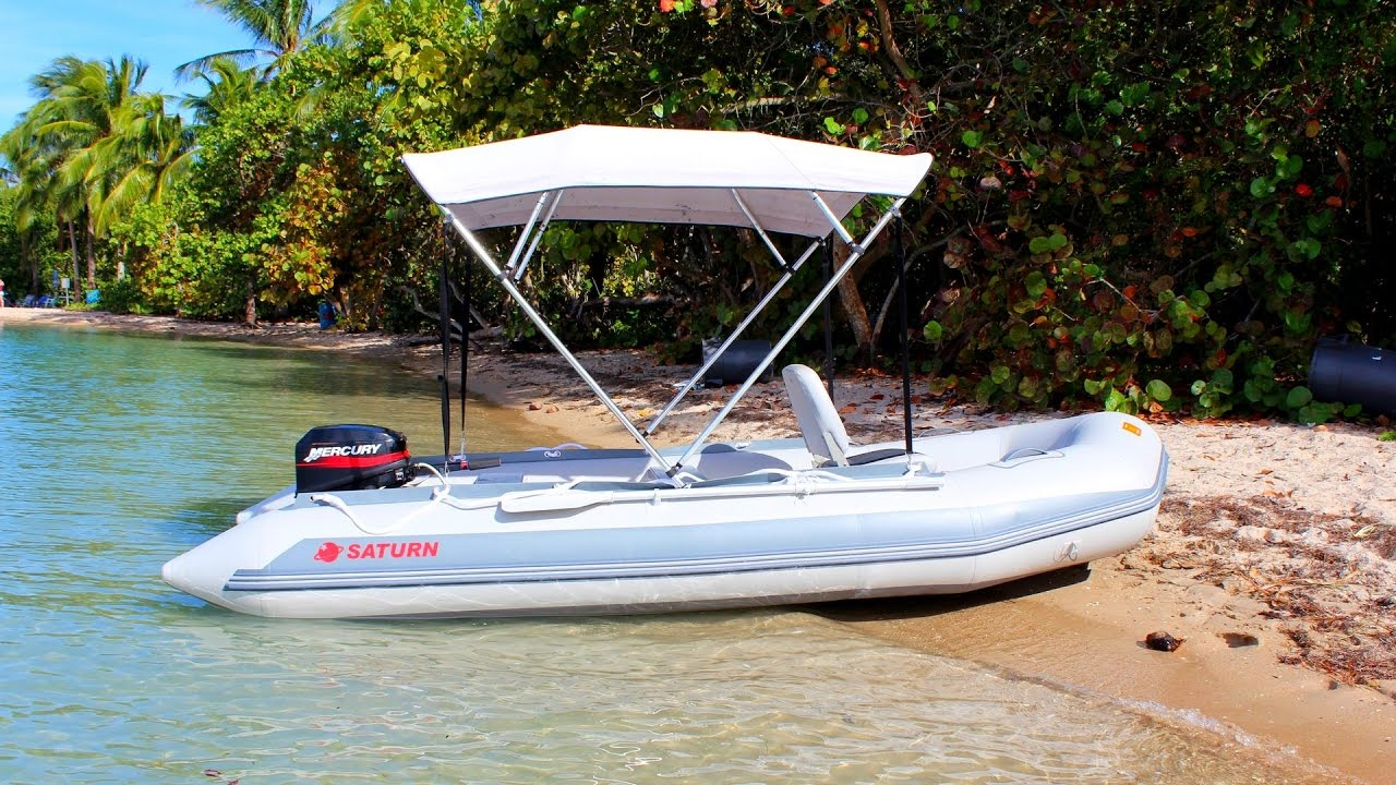 SD410 Saturn Inflatable Boat with 15HP Outboard Motor  What Inflatable Boat  to Buy? Saturn boat