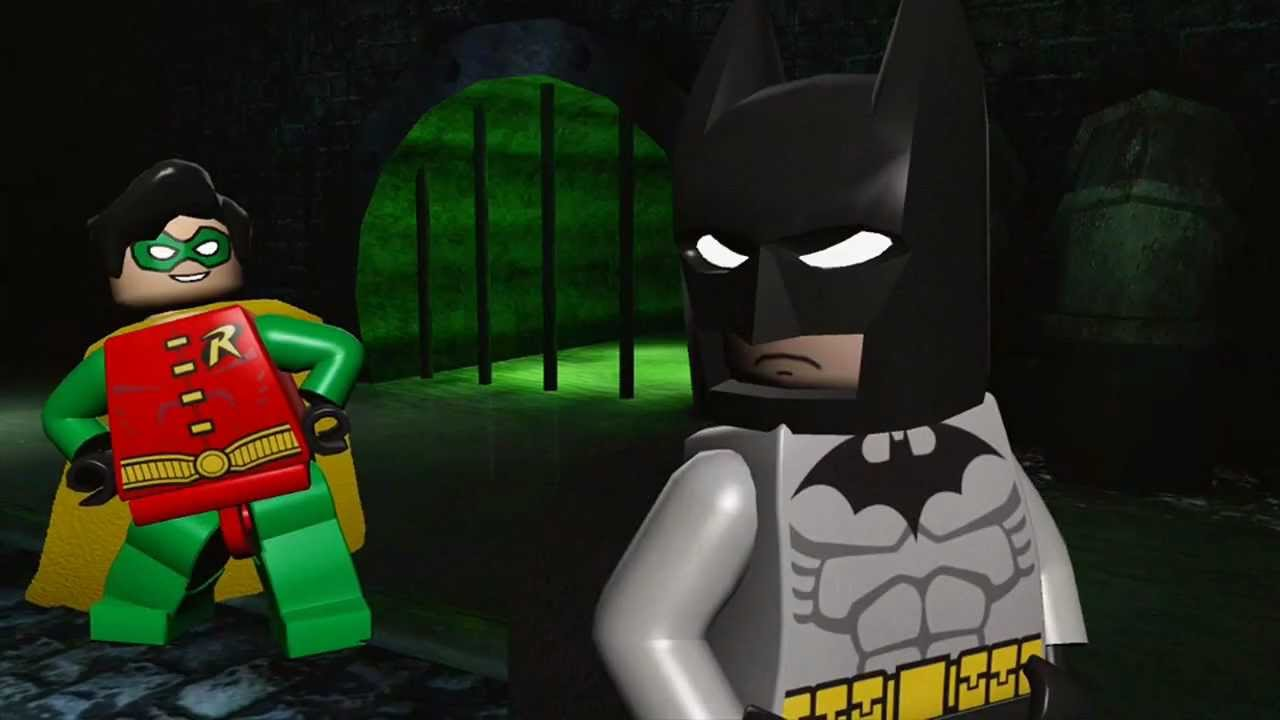 21+ Xbox 360 Lego Batman The Video Game Wallpapers