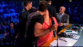 Yo Soy: Katia Palma se besó con este integrante de Magneto