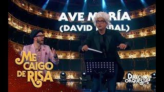 Mariana, Michel y Jaime Camilovich en Director de Orquesta   Me Caigo de Risa