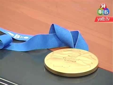 yatbTV: Херсонські спортсмени привезли з Європейських Ігор 1 золоту і 2 срібні медалі