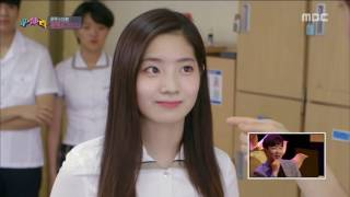 [The Imaginarium] 상상극장 우.설.리 - 'Dancing king' Moon Bin vs 'Dancing Queen' Dahyun! 20160915