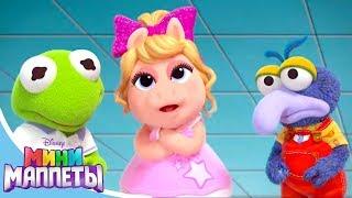 Мини Маппеты - Сезон 1 Серия 5 - Мультфильмы Disney Узнавайка для малышей