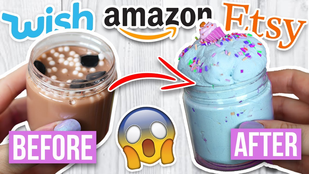 Amazon chocolate slime review