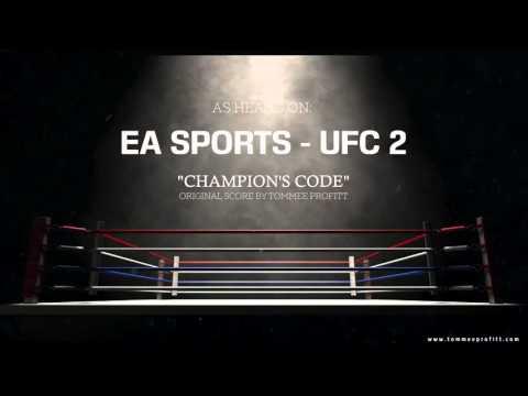 EA Sports UFC 2 -