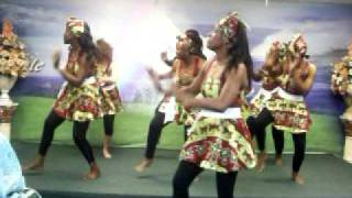 AfrikPraise - Dula Lerona (Stay with us)