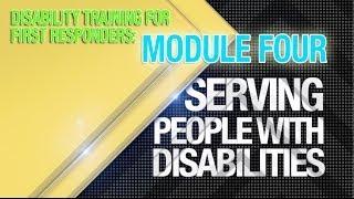 Module 4: Cognitive Impairments