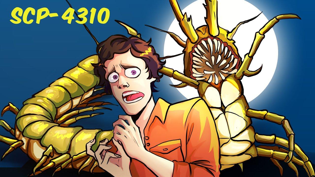Portal Ajaib SCP-4310 Perjalanan Pahlawan (Animasi SCP)