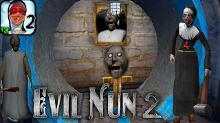 Новоя игра Evil Nun 2 !!! | Horror game |